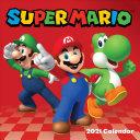Super Mario 2021 Calendar