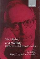Well being and Morality
