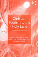 Christian Tourism to the Holy Land