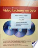 Video Lectures on DVD for Intro Stats