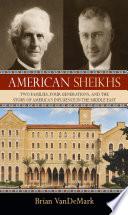American Sheikhs