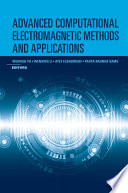 Advanced Computational Electromagnetic Methods Book PDF