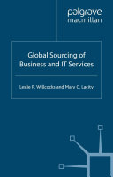 Global Sourcing of Business and IT Services Pdf/ePub eBook