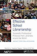 Effective School Librarianship