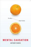 Mental Causation ebook