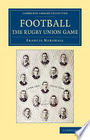 Football  The Rugby Union Game Book