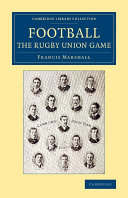 Pdf Football: The Rugby Union Game