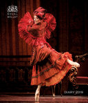 Royal Ballet Desk Diary 2019