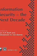 Information Security  The Next Decade
