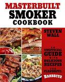 Masterbuilt Smoker Cookbook