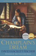 Pdf Champlain's Dream Telecharger