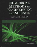 Numerical Methods in Engineering and Science