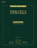 Handbook of Stem Cells  Two Volume Set