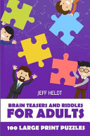 Download Brain Teasers and Riddles for Adults Epub