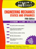 Schaum's Outline of Theory and Problems of Engineering Mechanics