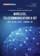 Proceedings of 4th International Conference and Business Expo on Wireless  Telecommunication   IoT 2018