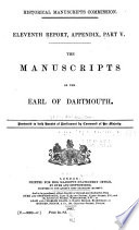 Report of the Royal Commission on Historical Manuscripts Book
