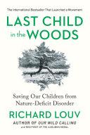Last Child in the Woods Pdf/ePub eBook