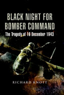 Black Night for Bomber Command Pdf/ePub eBook