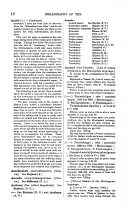 SMITHSONIAN INSTITUTION BUREAU OF ETHNOLOGY  J W  POWELL  DIRECTOR BULLETIN 13 BIBLIOGRAPHY OF THE ALGONQUIAN LANGUAGES