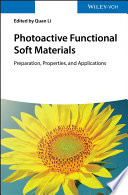 Photoactive Functional Soft Materials