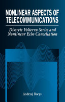 Nonlinear Aspects of Telecommunications