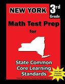 New York 3rd Grade Math Test Prep