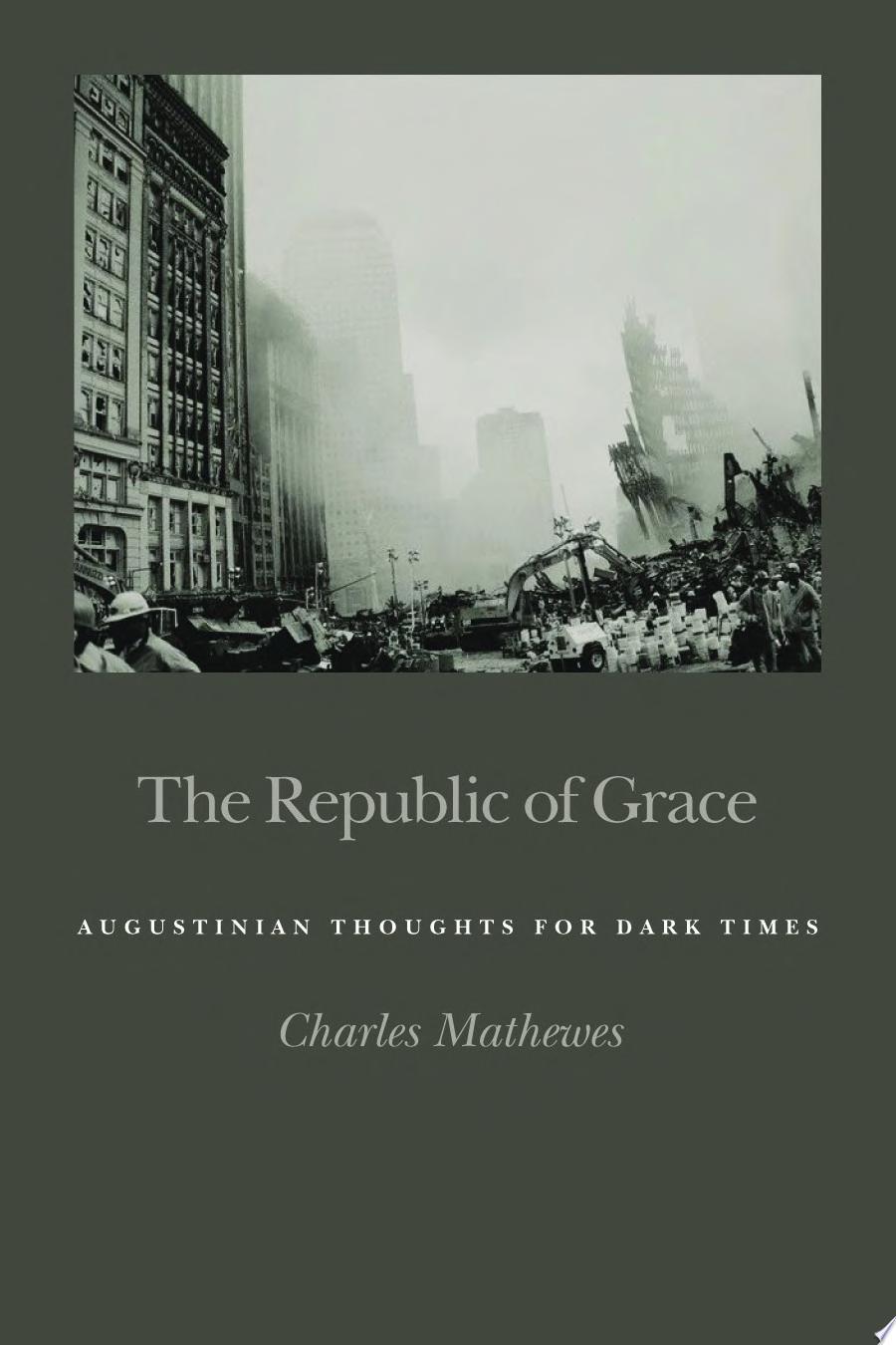 The Republic of Grace