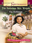 The Notorious Mrs. Wright