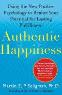 Authentic Happiness Pdf/ePub eBook