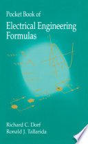 Pocket Book of Electrical Engineering Formulas