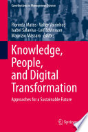 Knowledge People And Digital Transformation