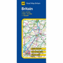 AA Road Map Britain