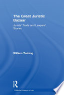 The Great Juristic Bazaar