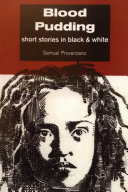 Blood Pudding and other short stories in black & white ebook
