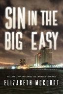 Sin in The Big Easy Pdf/ePub eBook