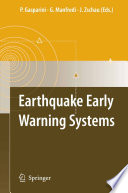Earthquake Early Warning Systems Book PDF