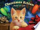 Christmas Kitten Home At Last