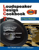 The Loudspeaker Design Cookbook