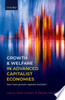 Growth and Welfare in Advanced Capitalist Economies