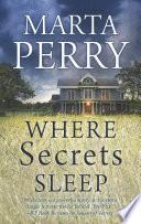 Where Secrets Sleep Book
