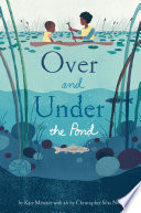 Over and Under the Pond Kate Messner Cover