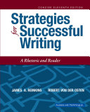 Strategies for Successful Writing, Concise Edition