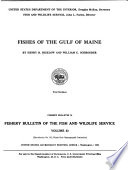 Fishes of the Gulf of Maine