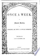 Once a Week Book