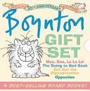 Boynton Gift Set Book