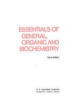 Essentials of General  Organic and Biochemistry