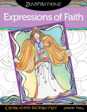 Zenspirations Coloring Book Expressions of Faith: Create, ...