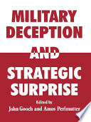 Military Deception and Strategic Surprise