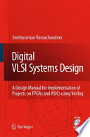Digital VLSI Systems Design Book